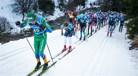 Marcialonga: the cross-country skiing marathon in the