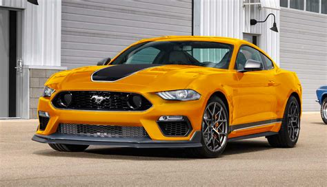 This is the brand new 2021 Mustang Mach-1 | Page 17 | 2015