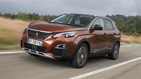 The Peugeot 3008 is European Car of the Year | Top Gear
