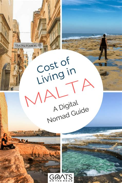 Cost of Living in Malta: A Guide For Digital Nomads