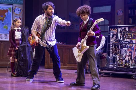 Broadway Production Shots | Images | School of Rock the