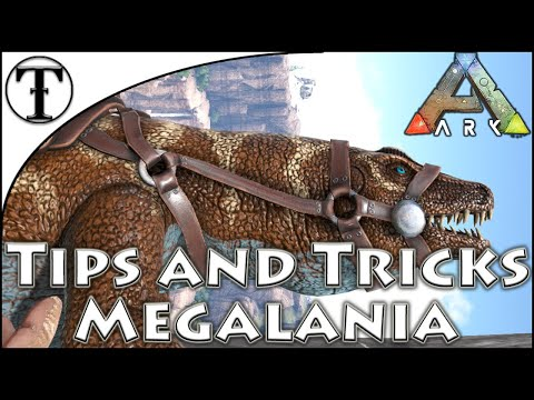 Megalania | ARK: Survival Evolved Wiki | FANDOM powered by