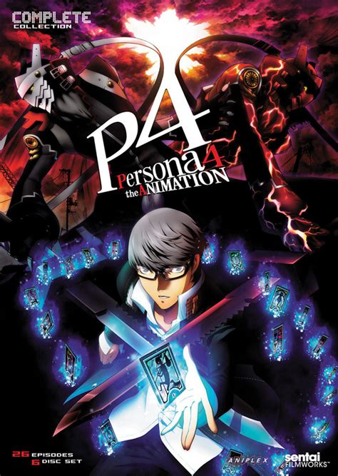 Anime Review: Persona 4: The Animation (2013) | HubPages