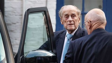 Prince Philip, 98, released from hospital on Christmas Eve
