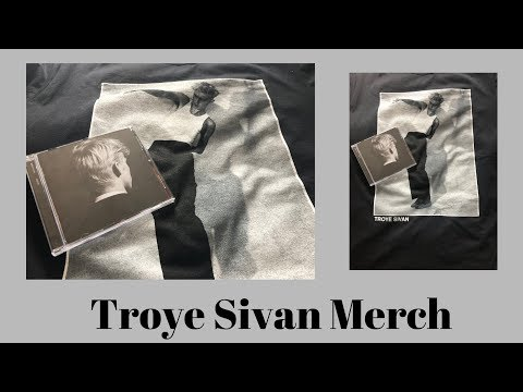 Official Troye Sivan store
