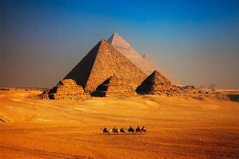 The Egyptian Pyramids Are Getting a $40 Million Makeover