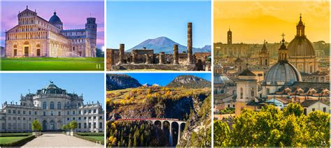 25 of Italy's most beautiful UNESCO World Heritage Sites
