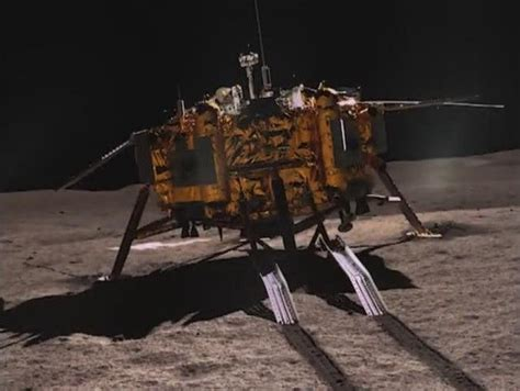 China's Landing Site on the Far Side of the Moon Now Has a
