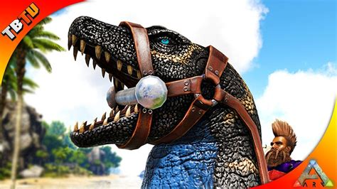 ARK MEGALANIA TAMING AND BREEDING! WHERE TO FIND THE