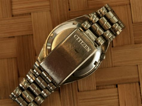 Dayan's Day: (SOLD) Citizen Automatic GN-4W-S