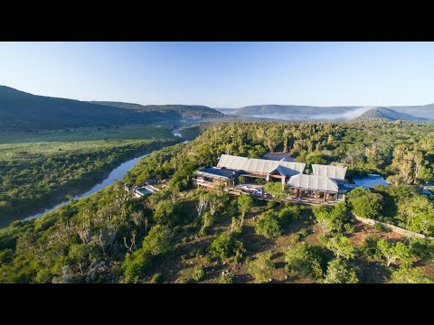 Settlers Drift Luxury Tented Lodge at Kariega Private Game