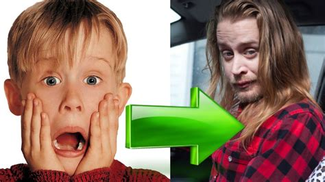 MCAULAY CULKIN THEN AND NOW - YouTube