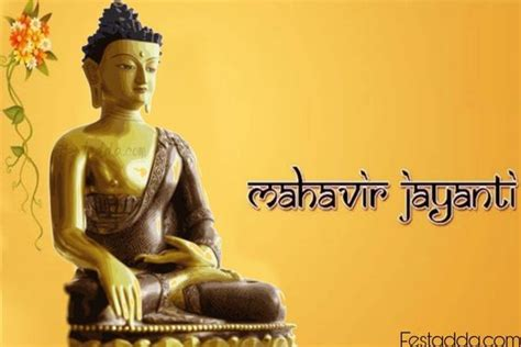 Founder of Jainism Day-April 6th – Envius Thoughts