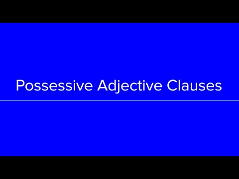 Calaméo - Relative Clauses: Defining and Non-defining