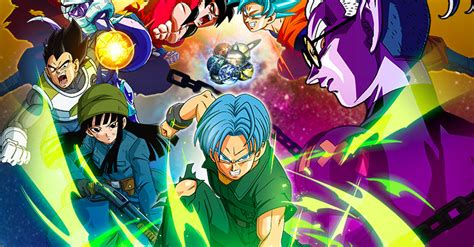 Dragon Ball Heroes anime release date, characters