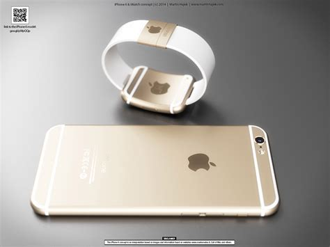 New iWatch concept inspired by iPhone 6