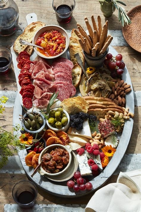 Best of Summer Charcuterie - DeLallo