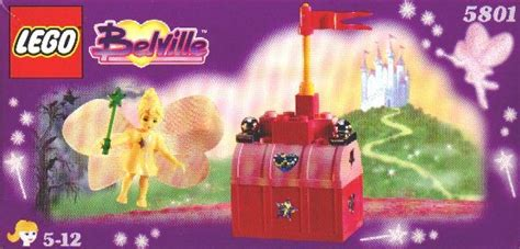 5801-1: Millimy the Fairy   Brickset: LEGO set guide and