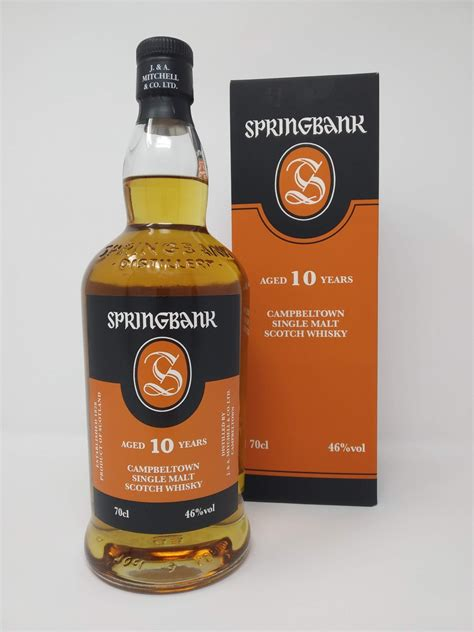 Springbank 10 Year Old - Luvians