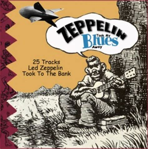 Check Out Led Zep Trading Cards; Compare Versions of LZ's