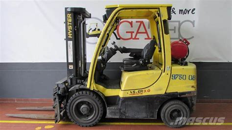 Hyster H 3