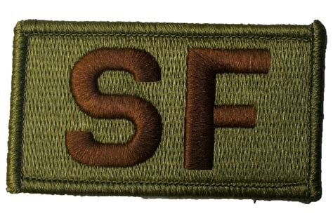 Air force Patch USAF Security Force Kardborre - Finland