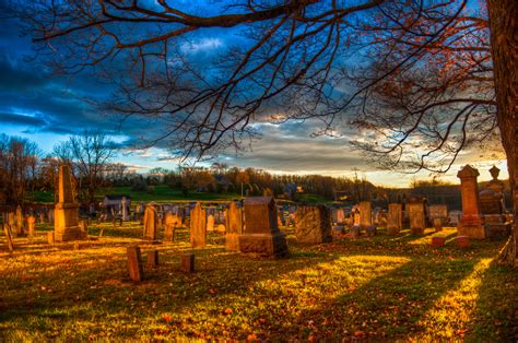 Beautifully Haunting New Jersey Cemeteries