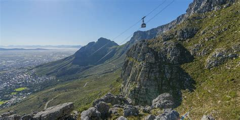 A beginners guide to hiking on Table Mountain in Cape Town