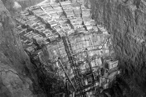 How they built the Hoover Dam - LetsBuild