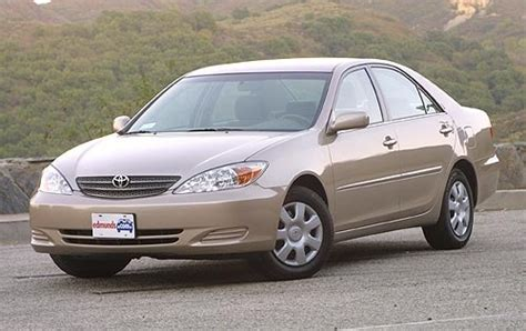 2003 Toyota Camry Review & Ratings   Edmunds