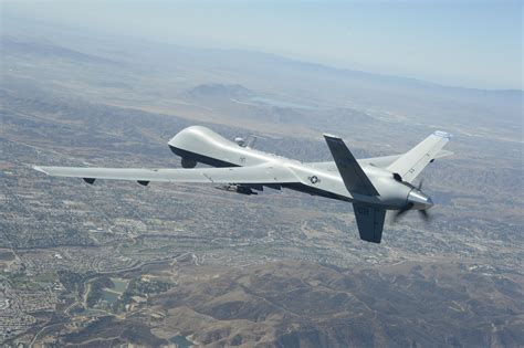 163rd Attack Wing converts Reapers into hunter-killers of