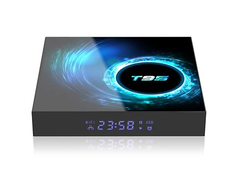 Android 10 T95 H616 6K TV box | Shenzhen JersTech Limited