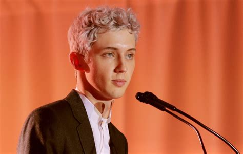 """Troye Sivan on discovering his sexuality: """"I cried when I"""