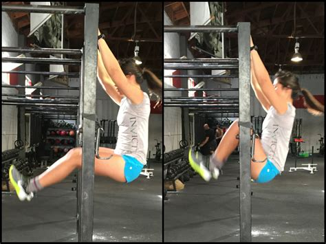 Steps to Toes to Bar – Progression #7-8 Get Your Body