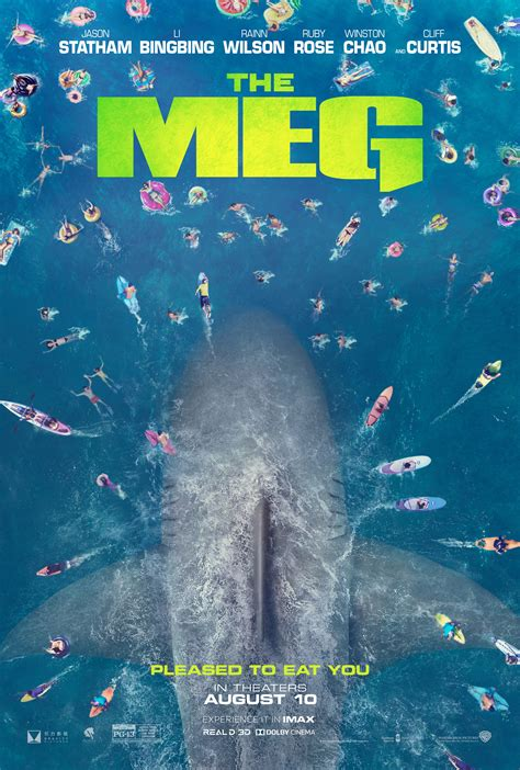 the-meg-poster | Southern Fried Science