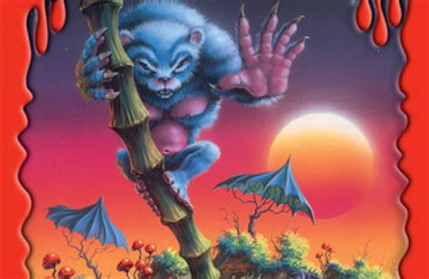 Fans of Goosebumps will remember the REAL Beast from the East