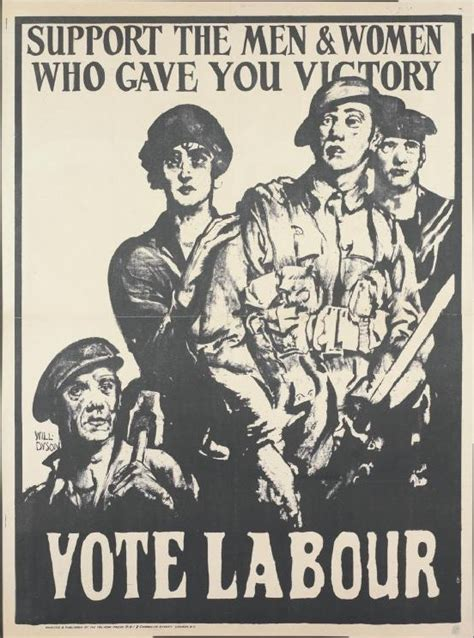 Greet the Dawn! - Labour Party Election Posters from the