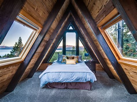 Amazing A-frame cabin with hot tub, 2 firep