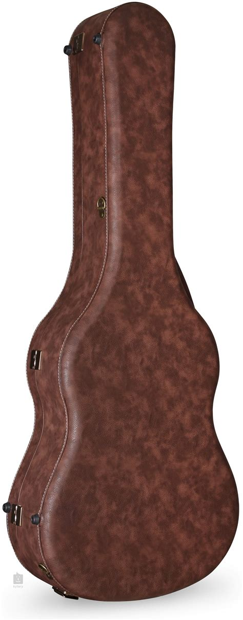 ALHAMBRA Classical Guitar Case With Hygrometer Kufr pro