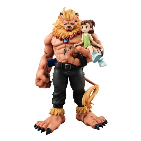 Megahouse GEM Juri and Leomon Pre-Order Info and Images