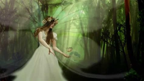 Magical Fairy in The Enchanted Forest