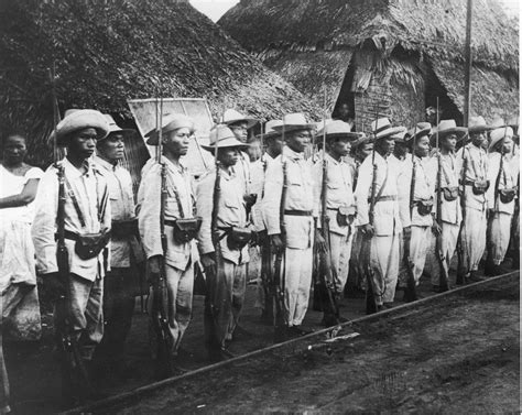 Philippine-American War: Causes and Consequences