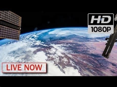WATCH NOW: NASA Earth From Space (HDVR) ♥ ISS LIVE FEED #