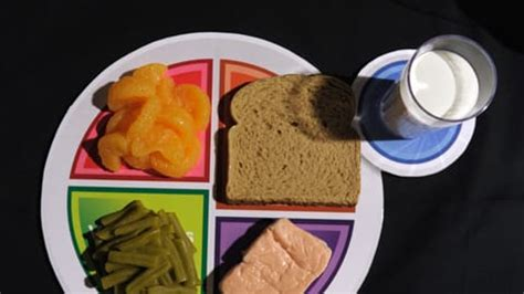 Food Pyramid Replaced By MyPlate: Padma Lakshmi and Others