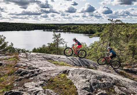 From Stockholm to Sweet Single-Track Trails - She's out