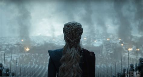 Game of Thrones Series Finale Trailer Teases a New Winter