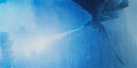 Viserion's Newly Blue Flames, Explained - Game of Thrones