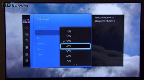 Settings after calibration: Samsung 55H6500 - YouTube