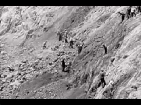 Construction of Hoover Dam, 1933-1935 - YouTube