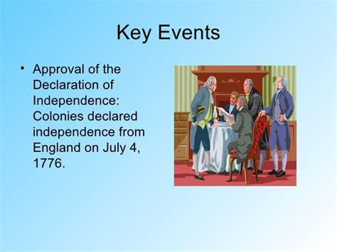 The Causes And Results Of The American Revolution